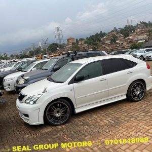 2013 Toyota Harrier Lexus for Sale in Kampala Uganda at a Cheap Price - Seal Group Motors