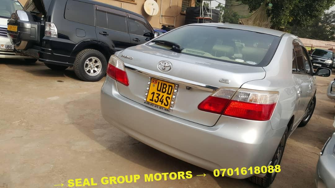 2006 Silver Toyota Premio for Sale in Kampala, Uganda at cheap prices - Seal Group Motors