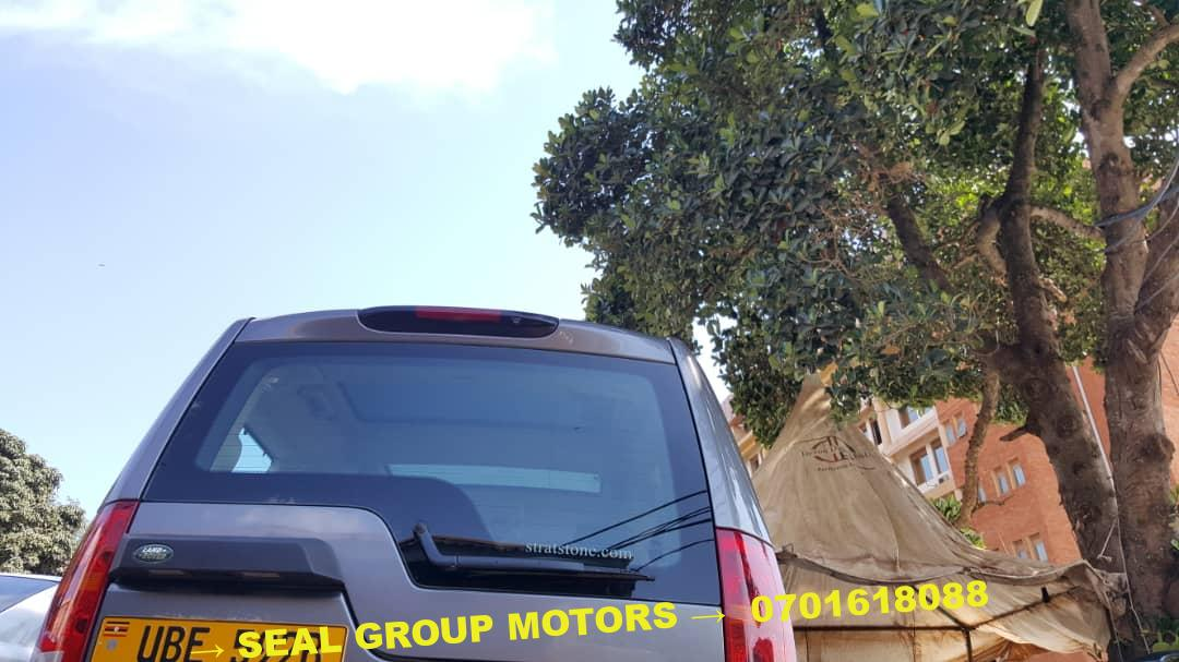 2006 Land Rover Discovery 3 for sale at a cheap price in Kampala, Uganda - Seal Group Motors