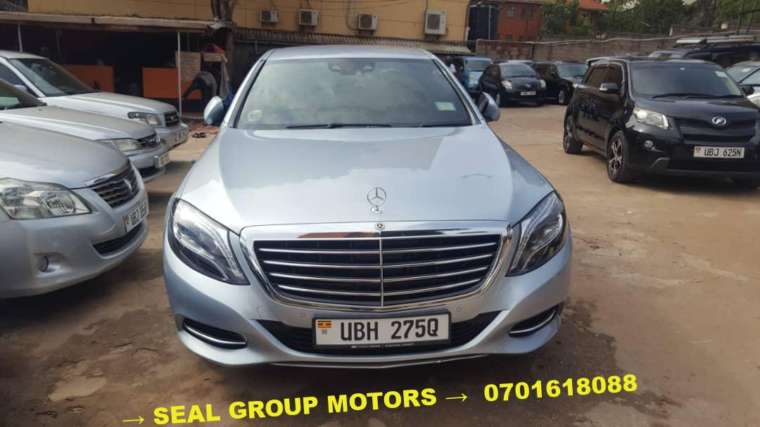 2016 Mercedes Benz S-Class s400 for sale at a cheaper price in Kampala - Uganda - SEAL GROUP MOTORS
