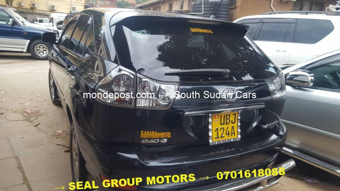 2006 Toyota Harrier for sale in Kampala - Uganda - Great Prices