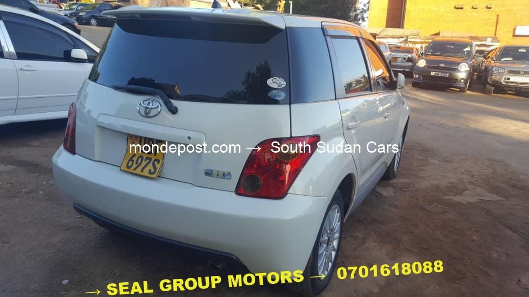 2007 Used Toyota IST for sale at cheaper prices in Kampala - Uganda - Seal Group Motors
