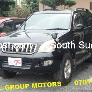 Consumer Guide for the Toyota Land Cruiser Prado TX Overview/Information/Review/Guide The 2008 Toyota Land Cruiser Prado is a member of the model's fourth (J150: 2009–present) generation, with the model code CBA-TRJ 150 W and an average fuel economy of 8.5 km/L to 13.5km/L.This full-scale SUV pursues not only excellent off-road running performance, but also a comfortable driving experience for all passengers on-road. Thanks to its unique responsive torque distribution system that intelligently adapts to different situations. Engine immobiliser, dual airbags, and ABS with EBD are some features that are offered across all grades, with more advanced features such as genuine leather seating, roof rail, vehicle stability control, and sun roof available across the higher grades and trims. The 2008 Toyota Land Cruiser Prado comes in 6 engine types, configured to meet the demands of your usage no matter how big or small. Depending on which you choose, expect an output of between 160 and 275 horsepower. Offering either rear-wheel or four-wheel drivetrain, the 2016 Land Cruiser Prado is available in either a 5-speed automatic or 6-speed manual transmission. Key features of the 2008 Toyota Land Cruiser Prado include power-adjusted and heated side mirrors with built-in turn signals, as well as power windows for all passengers. Other impressive features include 3-zone climate control with micro filter, and 9-to-17 speaker entertainment system with center display.