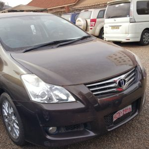 2011 Toyota Blade G for sale in Kampala, Uganda at cheaper prices at Seal Group Motors Car Bond