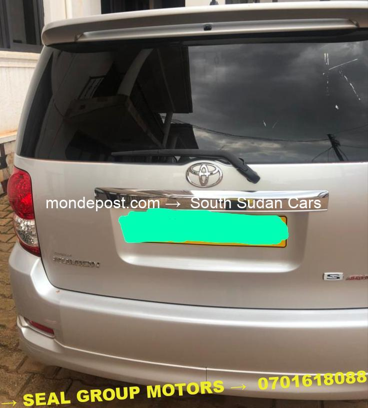 2009 Toyota Rumion for sale at cheaper prices in Kampala - Uganda