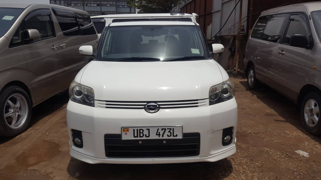 2010 Toyota Rumion for sale at cheaper prices in Kampala - Uganda - Seal Group Motors