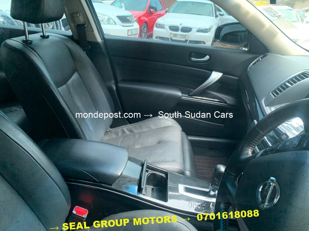 2013 Nissan Teana Used Japanese Car for sale in Uganda at cheaper prices
